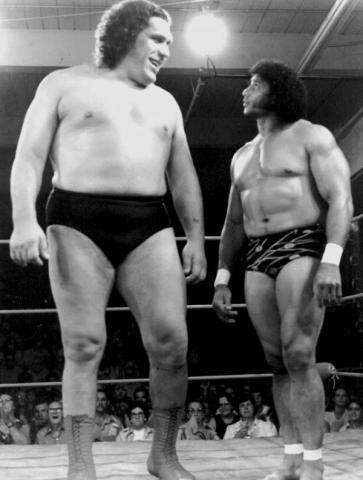 André the Giant (Dédé Roussimoff)