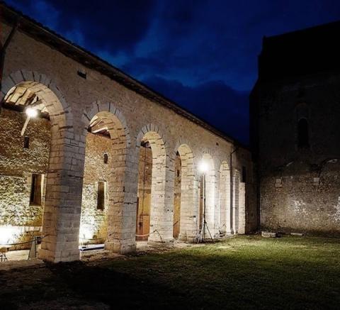 ___Concert area Sorde Abbaye___